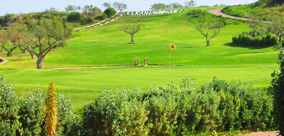 36 trous Golf El Kantaoui Sousse Tunisie