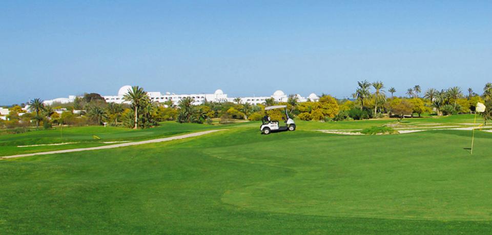 Green Fee pour les joueurs confirmés à Djerba
