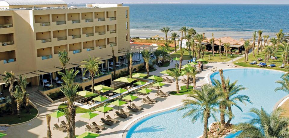 Service de réservation les hôtels à Djerba Tunisie