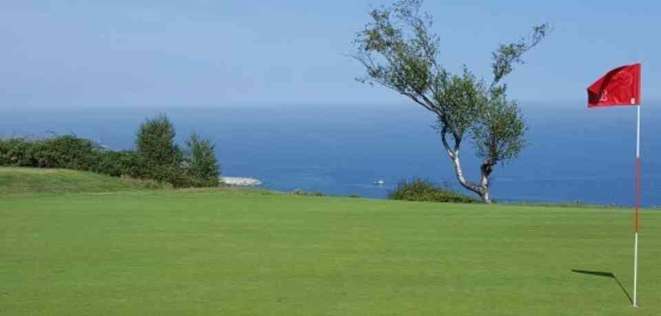 Reserva de golfe em Marrocos