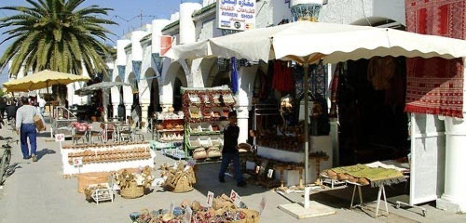 Excursion Depuis Hammamet Nabeul Tunisie