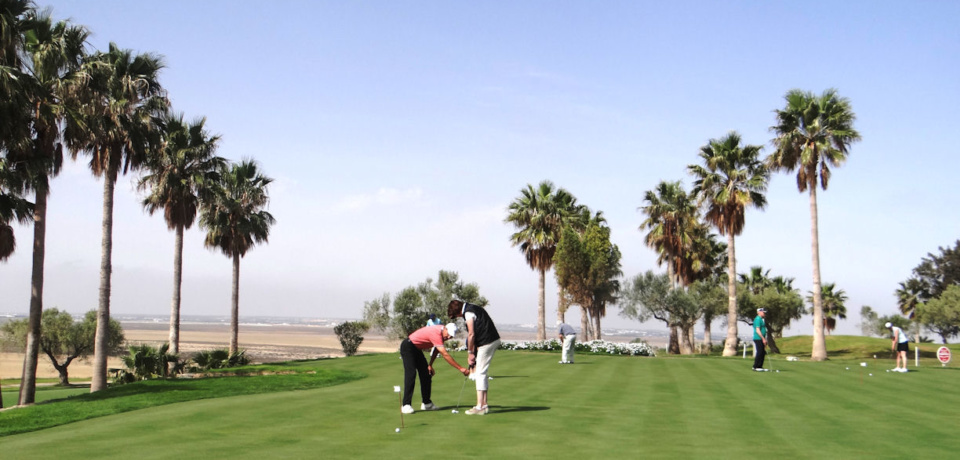 Golf Flamingo Monastir Tunisie