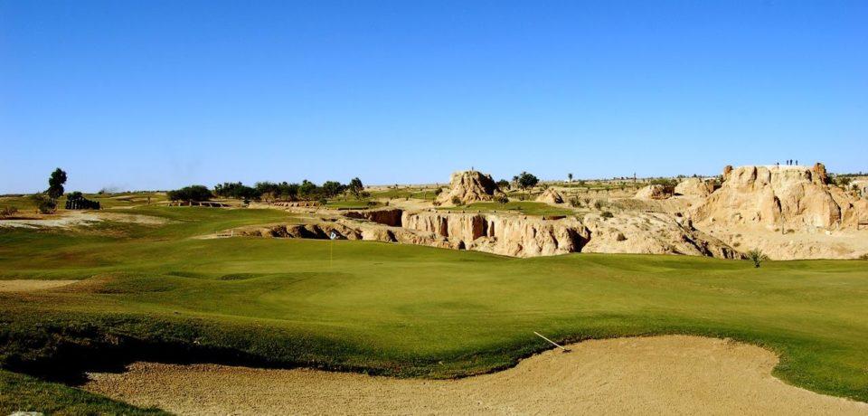 Stage de perfectionnement 05 jours au Golf oasis à Tozeur Tunisie