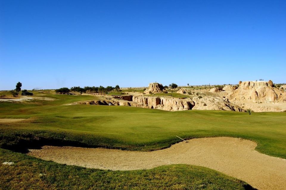 Enseignement à Golf Oasis Tozeur Tunisie