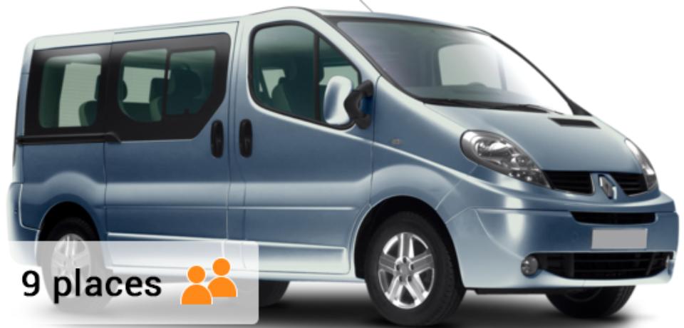 Location Transport Minibus
