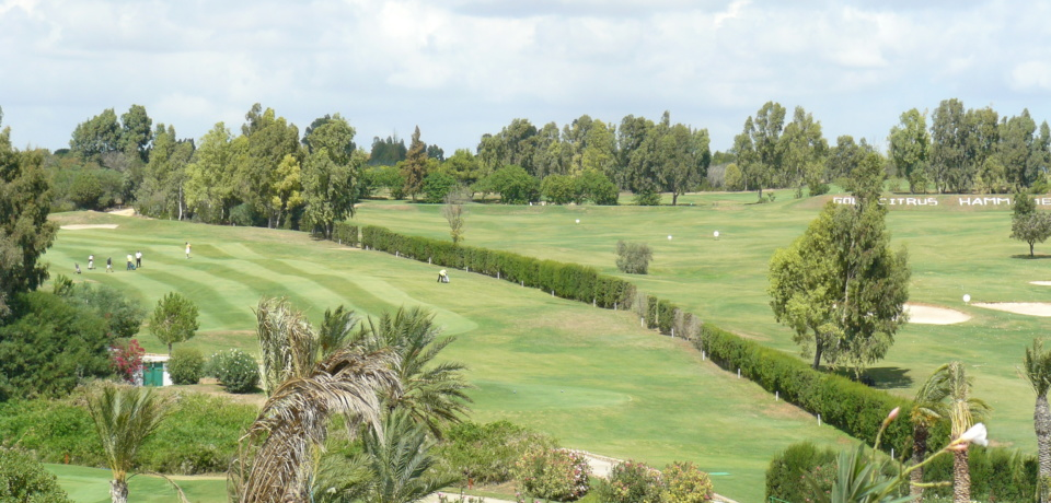 Réserver Green Fee au Golf Citrus Hammamet Tunisie