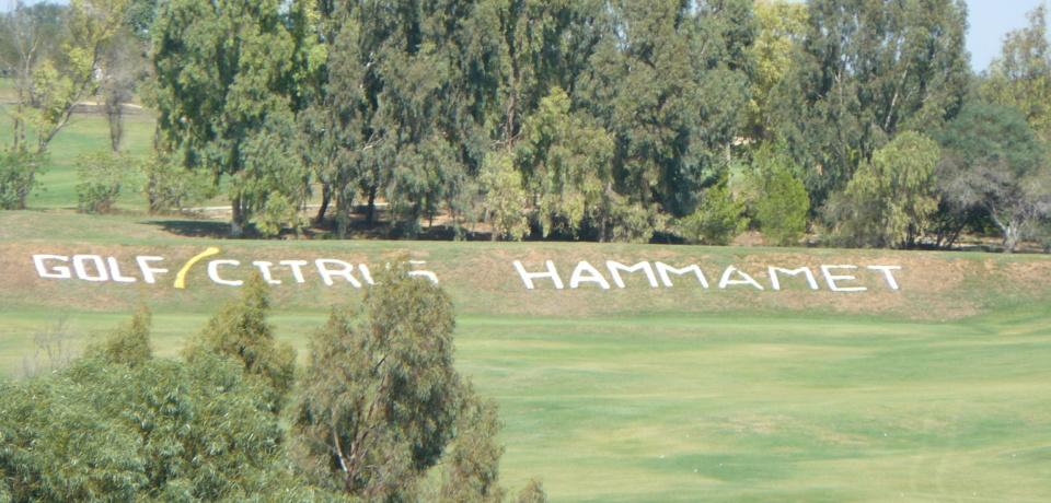 Citrus Golf: 2 Parcours 18 Trous une 9 école à Hammamet en Tunisie