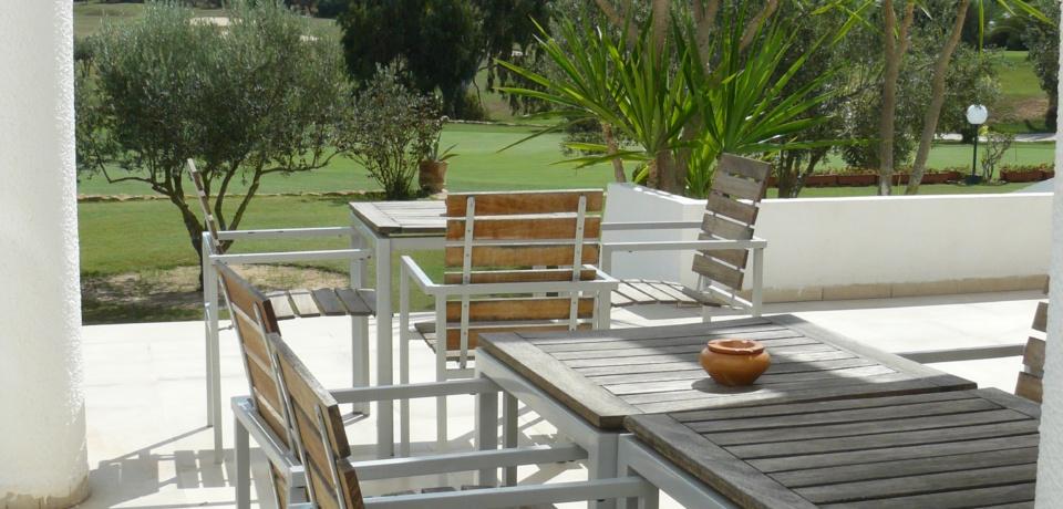 Réservation Golf au parcours La Forêt du Golf Citrus Hammamet Tunisie