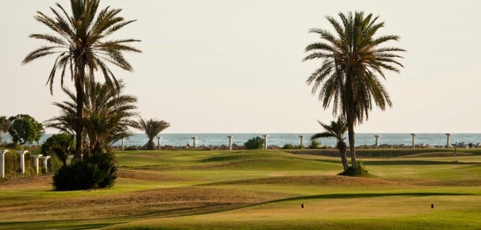 Stage découverte Golf Flamingo Monastir Tunisie
