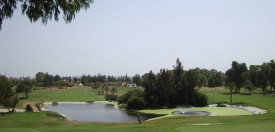 Stage de certification carte verte au Golf Carthage Tunis Tunisie