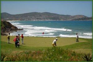 Golf Tabarka Tunisie