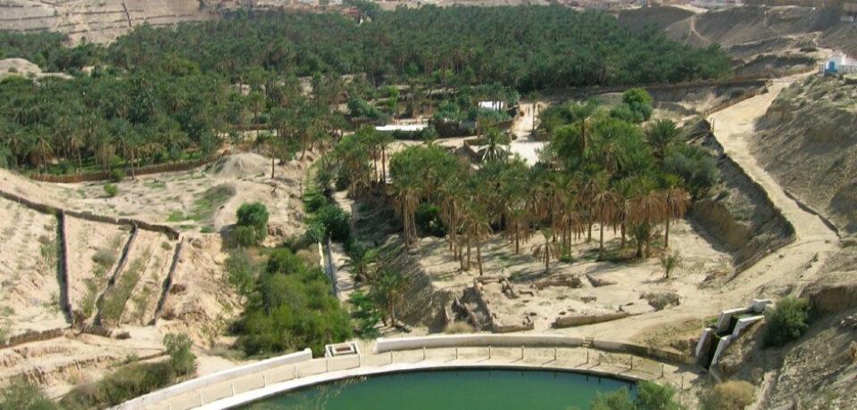 Excursion Depuis Tozeur Nafta Tunisie