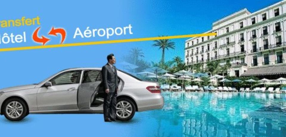 Transfert Aéreport Tunisie