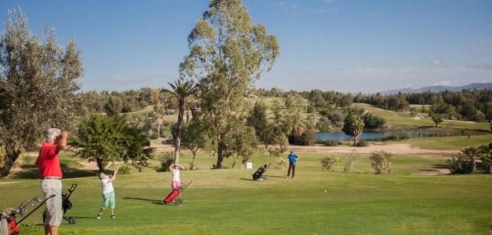 Stage Perfectionnement Golf Yasmine Hammamet Tunisie