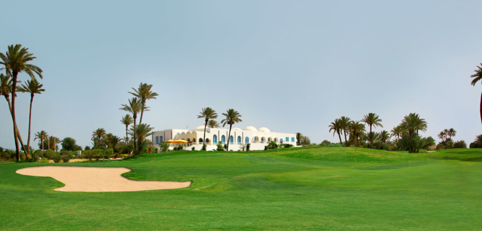 Djerba Golf Club 27 Trous Tunisie
