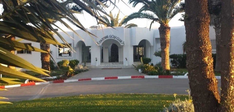 Golf Yasmine 27 trous Hammamet Tunisie