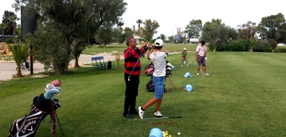 9 et 18 Trous avec Pro Golf Port Kantaoui Tunisie