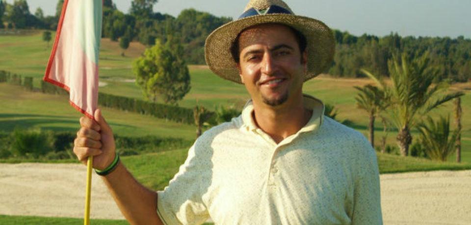Pro de Golf Fethi MHADHBI PGA Tunisie