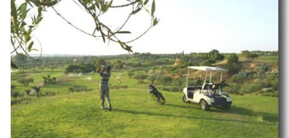 Djerba Golf Club 27 Trous Tunisie