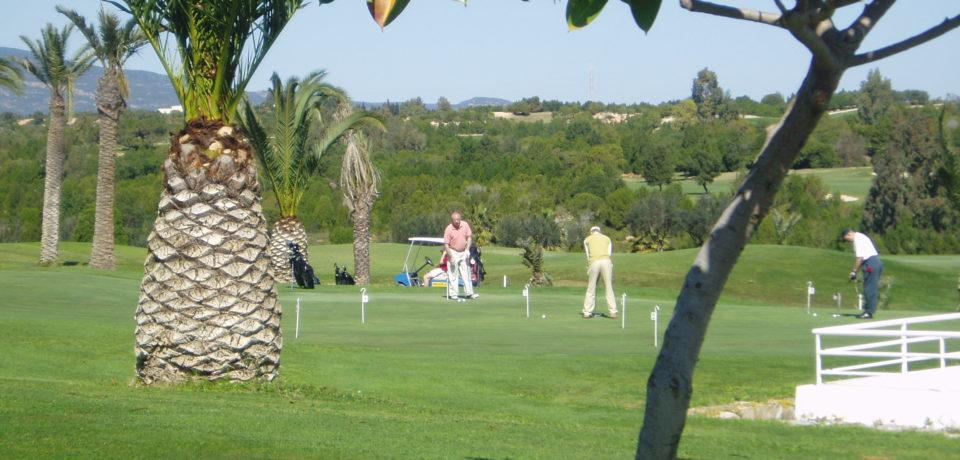 Les Pros golf Yasmine Valley Hammamet Tunisie