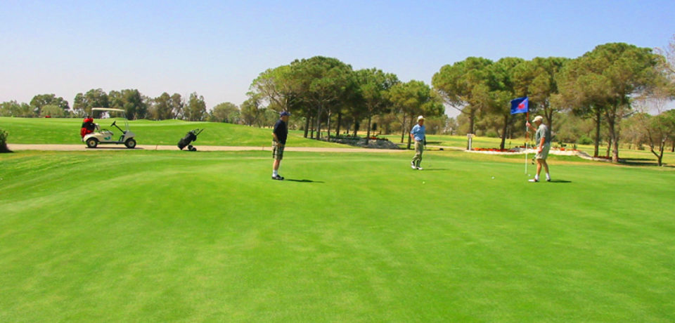 Golf Kantaoui 36 Trous Tunisie
