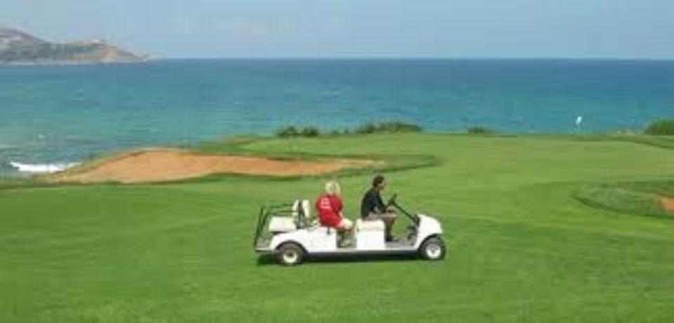 9 trous avec le pro sur le terrain de golf de Tabarka Tunisie