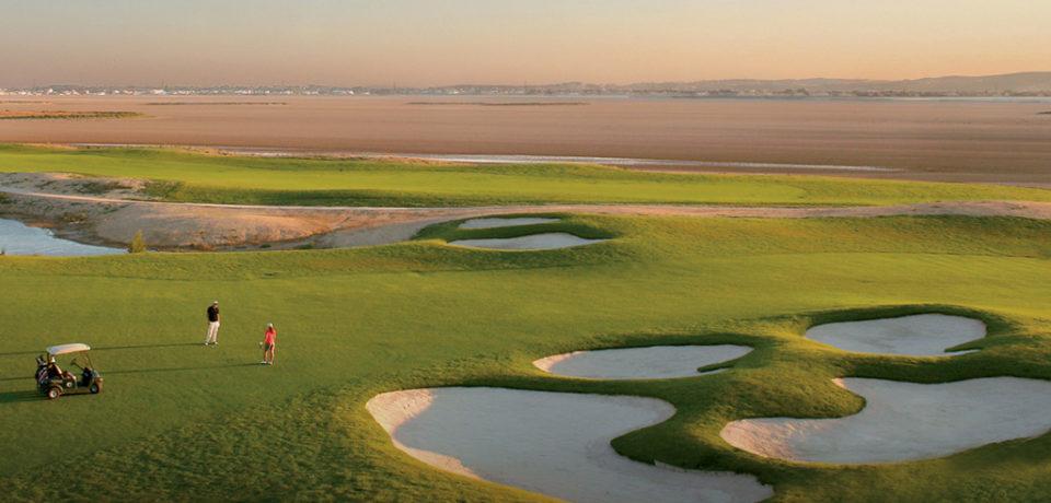 Golf The Residence Gammarth Tunisie