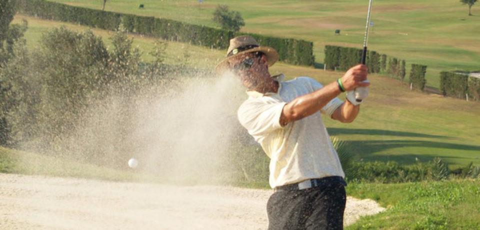 4 jours de cours avancé au golf Citrus Hammamet en Tunisie