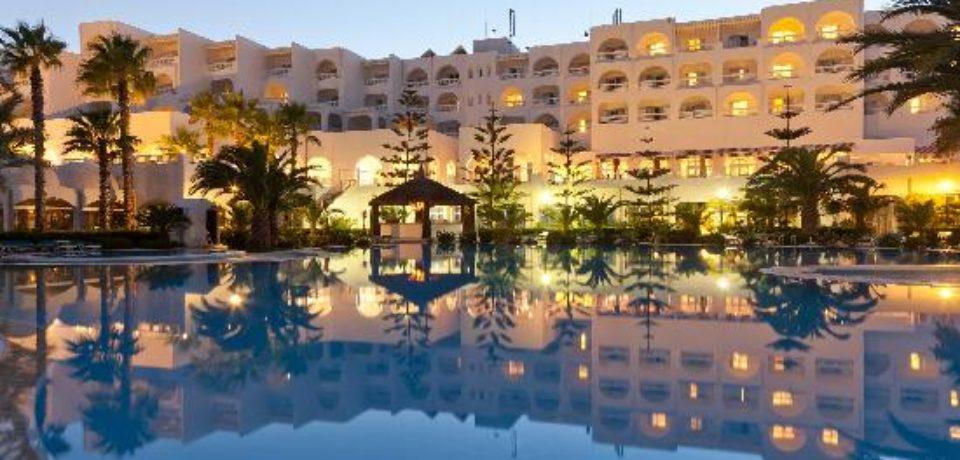 Hotel Aziza Thalassothérapie Golf Tunisie