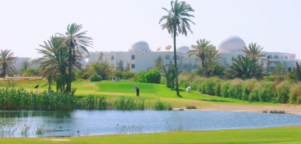 Cours de Golf a Djerba Tunisie