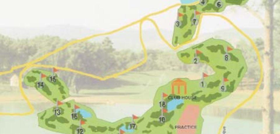 Golf Tabarka 18 Trous Tunisie