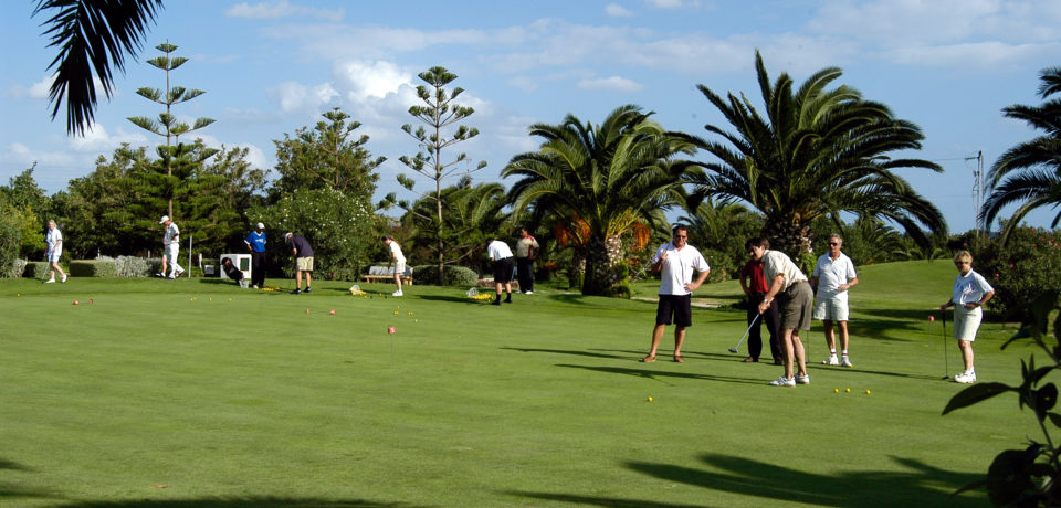 Golf Citrus Hammamet Tunisie