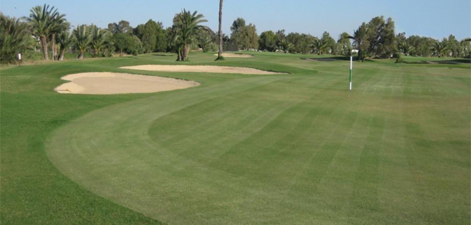 Stage Initiation Golf Palm Links Monastir Tunisie