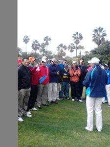 9 ou 18 trous avec Pro Golf Flamingo
