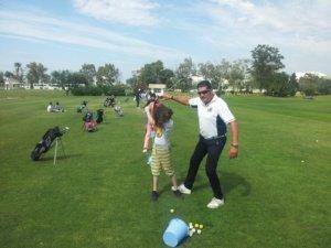 1 jour avec Pro Golf Kantaoui