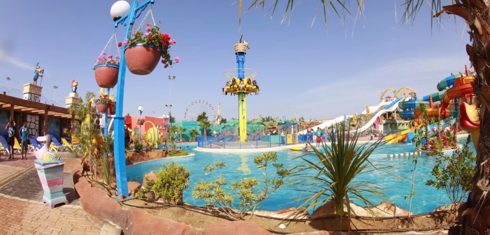 Parc d'attraction Tunisie
