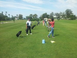 Initiation Golf Kantaoui