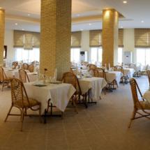Restaurant Club House Golf des Oasis Tozeur