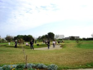 Stage Golf Groupe Monastir
