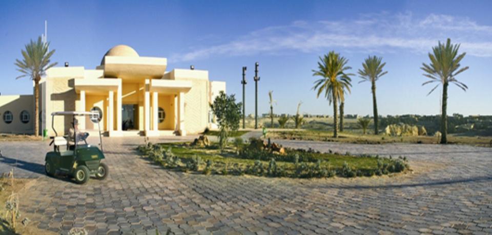 Stage carte verte 05 jours 02 heures au Golf Oasis à Tozeur Tunisie