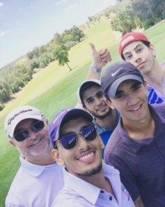 Groupe Golf a Tozeur