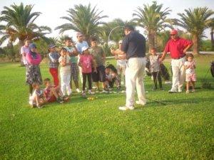 Découverte Golf Yasmine