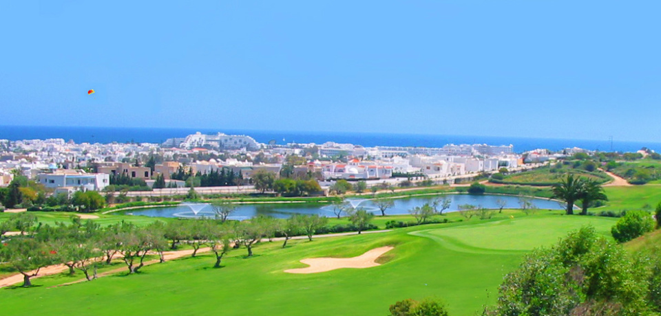 Reservation Green Fee Golf EL Kantaoui Tunisie