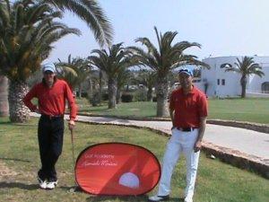9 ou 18 trous avec Pro Golf Tabarka
