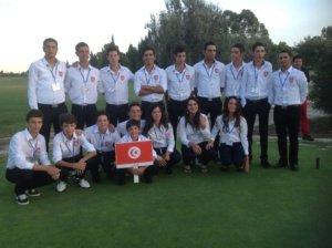 Promotion Stage Golf Hammamet