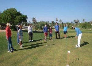 2 jours Initiation Golf Yasmine
