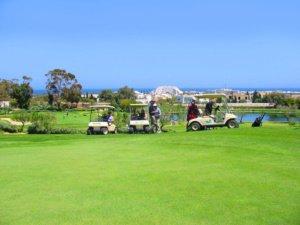 Découverte Golf Groupe Sousse