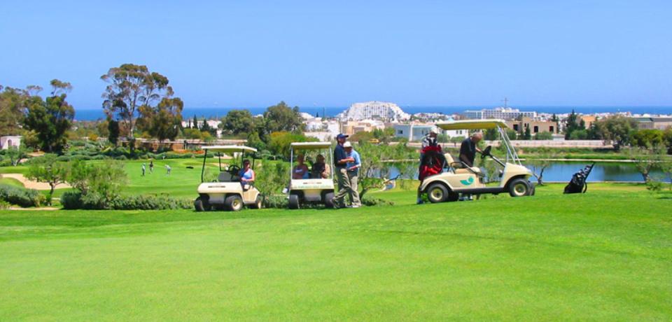 Cours de base de 3 jours Golf El Kantaoui Sousse Tunisie