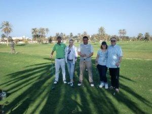 Greenfee Groupe Golf Djerba