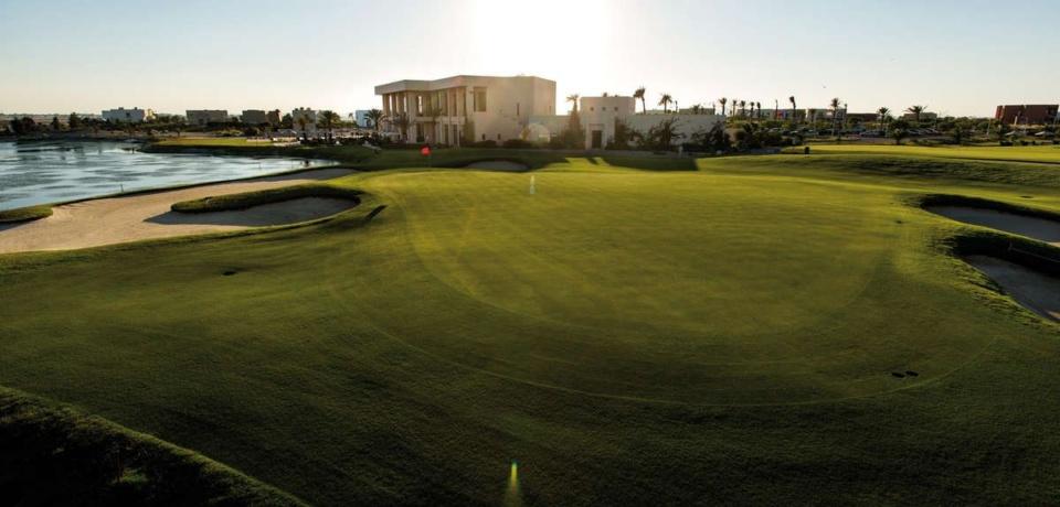 Pros de golf a Tunis Tunisie